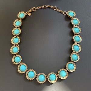 J Crew fashion statement necklace